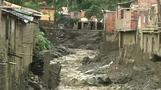 More than 50 dead, dozens injured in Colombia landslide