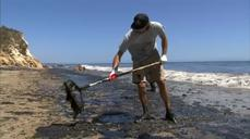 California oil spill: 7,700 gallons of oil sopped up in third day of cleanup