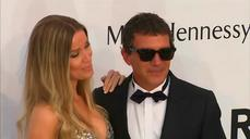 A host of celebrities turn out for the annual amfAR gala at Cannes