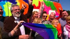 'So proud to be Irish' -Equality Minister after same-sex marriage vote