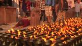 Prayers nearly one month after Nepal quake
