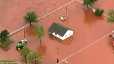 Torrential rain soaks Oklahoma, forces evacuations