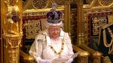 UK's Queen Elizabeth announces plan for EU referendum law