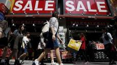 Rising retail sales to help Japanese economy
