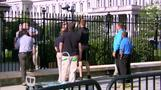 Preparations begin for White House fence upgrade