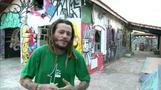 Brazilian man converts his home into skate park dream house