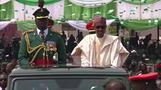 Buhari sworn in as President of Nigeria