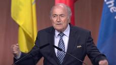 Blatter re-elected FIFA president despite scandal