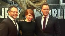 Fan-favorite 'Jurassic World' premieres in Paris