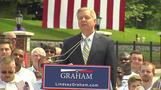 Lindsey Graham announcing 2016 run