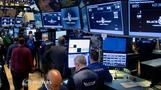 Stocks edge up despite mixed data