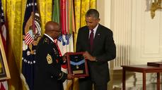 Obama awards Medals of Honor to WWI soldiers