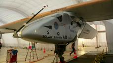 Solar Impulse 2 grounded in Japan