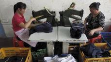 China's factories getting firmer footing