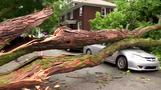 Storm triggers widespread power outages in Indiana