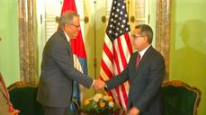 Cubans hail U.S., Havana embassy re-openings