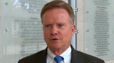 Former U.S. Senator Webb announces White House campaign