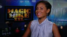 Jada Pinkett Smith on being the feminist force of 'Magic Mike XXL'
