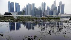 Singapore gets GDP contraction surprise