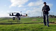 New Zealand's drone makers fly into Hollywood