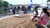 Annual festival brings the beach to Paris