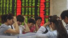 China markets can't shake volatility