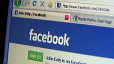 Facebook profits fall