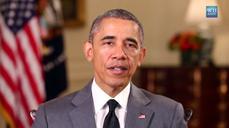Obama marks 50 years of Medicare, Medicaid