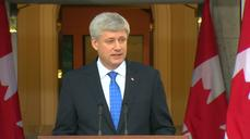 Canadian PM asks for dissolution of Parliament, triggering new elections