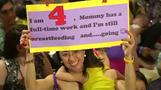 Hundreds join World Breastfeeding Week in Manila