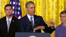 Obama unveils tougher climate change plan