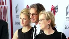 Meryl Streep says she doesn't have the nerve to sing in real life, only in character