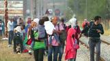 Migrant crisis takes violent turn in Macedonia