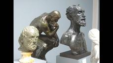 Rodin sculpture stolen from Danish museum
