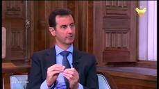 Little hope for alliance against IS: Syria's Assad
