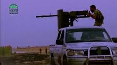 Syrian rebels attempt to drive Islamic State militants from Sandaf