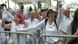Singapore ruling party to face historic fight for seats