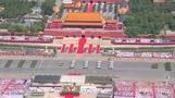 中国が大規模な軍事パレード、「抗日戦勝70年」で(3日)