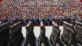 A long road ahead for China's military