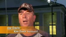 Kentucky clerk's husband: 'They have illegally put my wife in jail'