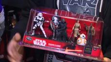 Star Wars fans feel merchandise force