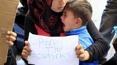 Smugglers cash in on stranded refugees