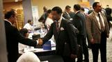 Mixed jobs report for August
