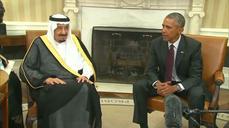 Obama, Saudi's King Salman to discuss Iran nuclear deal