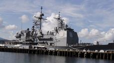 U.S. Navy could stage a return to Philippines