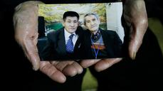 Split Korean families play lotto for reunion