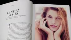 Model Cindy Crawford presents her new book 'Becoming'