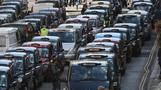 Taxis fight back: Uber under siege in Europe
