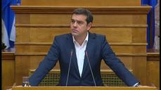 Tsipras: Greece must stick to program to exit bailout