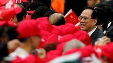 Former Hong Kong leader arrested for misconduct
